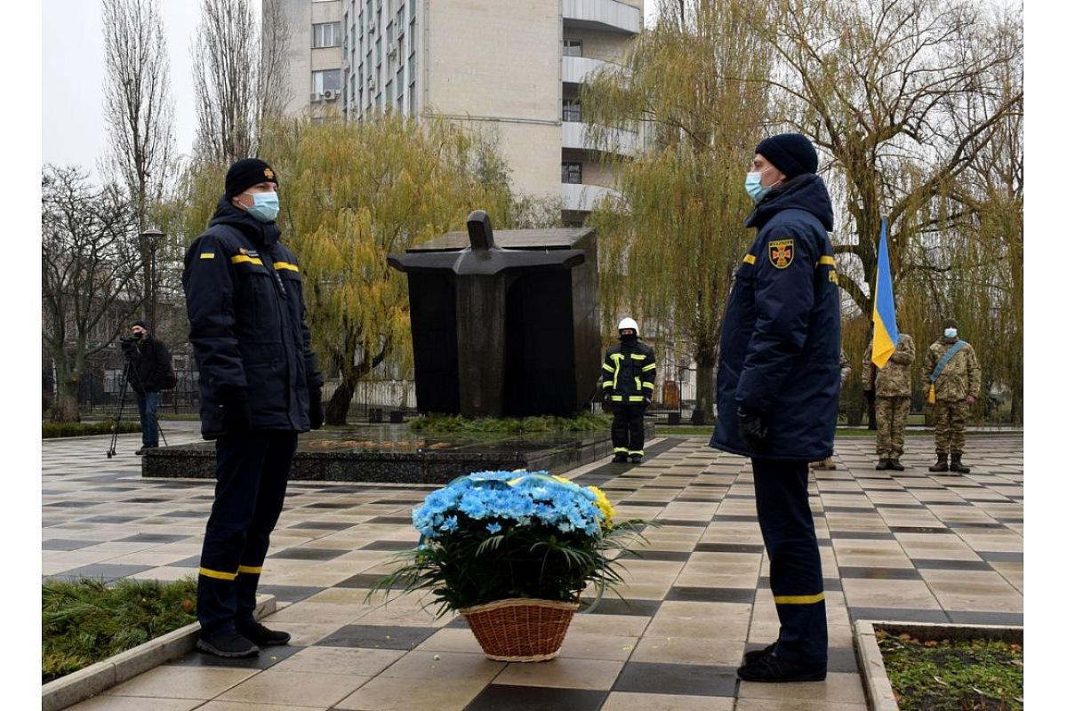 """У Кропивницькому вшанували подвиг Героїв-""""чорнобильців"""""""
